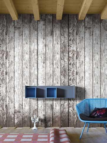 POLLERI5 Wallpaper London Art Materic