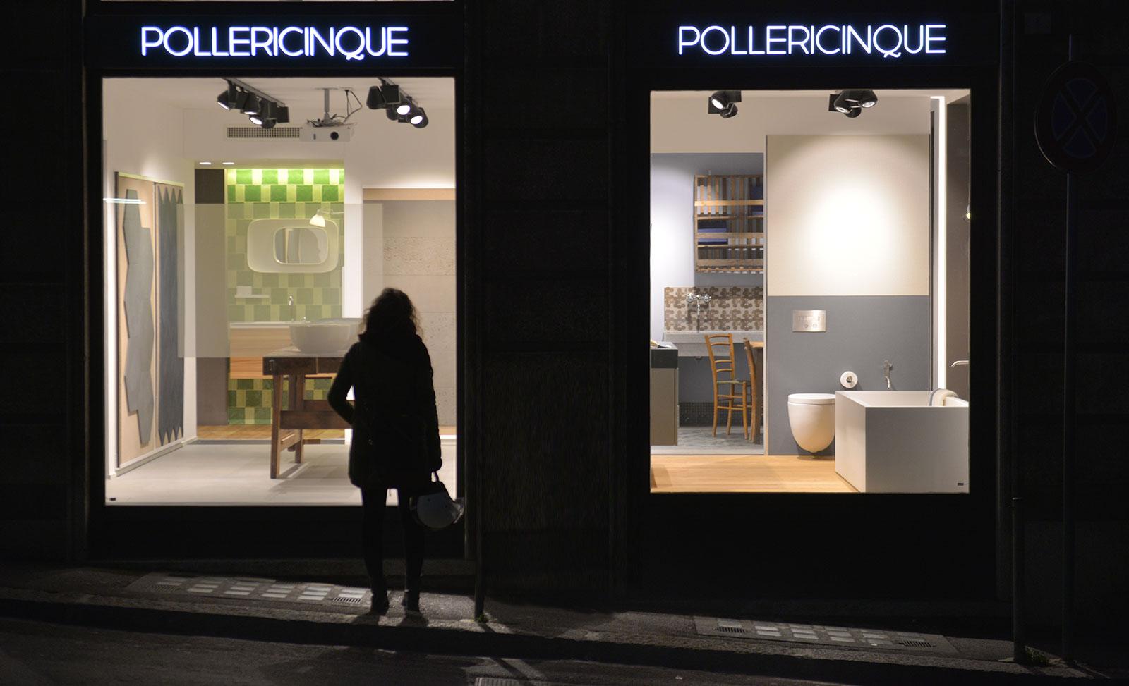 Polleri Cinque -Showroom